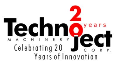 Celebrating 20 Years at Technoject!